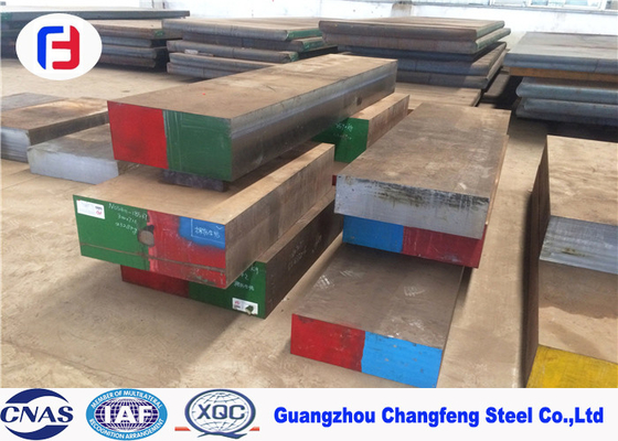 Forged Tooling L6 Tool Steel SKT4 / 1.2713 Proper Hardness For Large Molds
